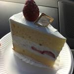 パティスリー メゾン・ナカ - ショートケーキ