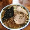 ケンちゃんラーメン - 料理写真:中華そば小盛 味付け・油標準