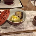 韻松亭 - 煮物