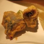 鈴しろ - サンマの天ぷら