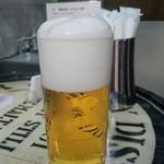 ビールスタンド重富 - ドリンク写真:灘コロンビア
