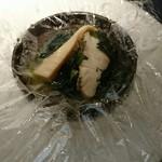 67815187 - 京都産朝堀り筍と鮮魚のカルタファタ