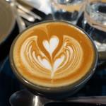 RHC CAFE - カフェラテ