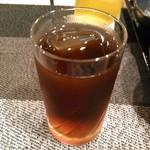 居ZACK - サービスのアイスコーヒー