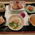 HAMA SYOU - 前菜盛り合わせ