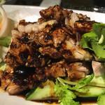 中国料理 菜心 - よだれ鶏