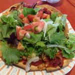 67818823 - 無農薬野菜のピザ