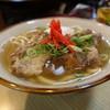 やまねこ - 料理写真:☆【やまねこ】さん…沖縄ソーキそば(≧▽≦)/~♡☆