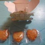 オリジナルあい - 料理写真:結婚式の引き出物(クッキー)