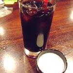6782641 - アイスコーヒー、杏仁豆腐