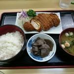 曙 - 驚きの500円ランチ