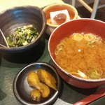 "67821674 - ""吟醸出汁""の肉豆腐膳【2017.5】"