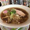 ふくろう - 料理写真:煮干醤油 880円