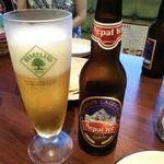 ネパリダイニング ダルバート - ネパールビール