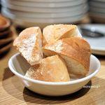 Alberini - 自家製パン