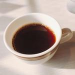 オーキッドカフェ - コーヒーも(^^)