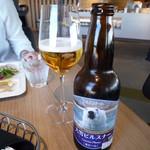 北海道スカイテラス MINORI - 瓶ビール