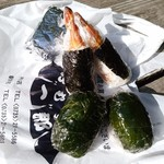 おむすび一郎 - 熊野古道とおにぎり~♪