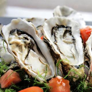 絶品牡蠣のヴァポーレ他、三陸直送の海の幸を中目黒で味わう!