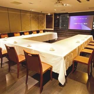 【貸会議室OPEN】レストランで会議&懇親会が一括で叶う!