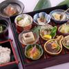 梅林 - 料理写真:6月昼メニュー「水無月弁当」 2,000円
