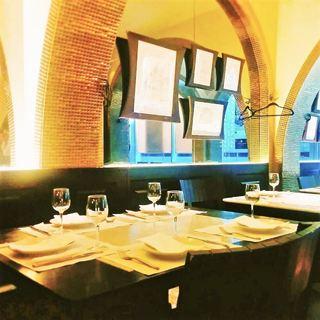 【2名様~】デートに◎本格イタリアンが楽しめるレストラン