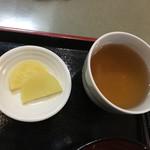 秋葉原旨い魚と焼酎.地酒 美味研鑽 TETSU - たくあんとおちゃ
