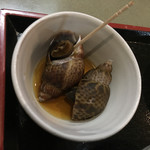 秋葉原旨い魚と焼酎.地酒 美味研鑽 TETSU - つぶ貝