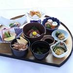 湯沢ロイヤルホテル - 【6月限定和食おすすめ】水無月御膳 2,000円(税抜)