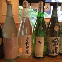 銀座じゃのめ - 夏酒入荷しました!5/30。飲み比べ3種千円