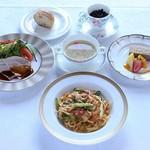 湯沢ロイヤルホテル - 【6月限定洋食おすすめ】イタリアンコース 1,500円(税抜)