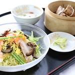 湯沢ロイヤルホテル - 【6月中華おすす】涼麺 1,000円(税抜)