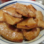 ぶた丼のとん田 - バラぶた丼