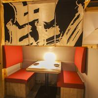 テーブル席(4名様)
