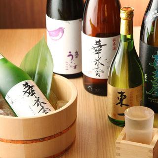 自社の肥料・米からつくるオリジナルブランドの銘酒
