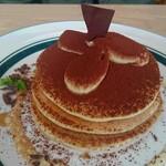 gram - ティラミスのパンケーキ