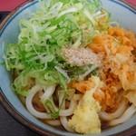 四代目横井製麺所 - つべたいぶっかけ大盛り