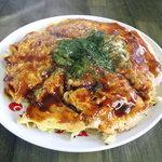 ナベちゃん - お好み焼き うどん肉玉