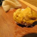 栄寿司 - 雲丹