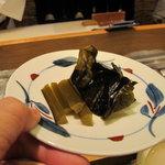 栄寿司 - 鳴門の若布