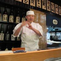 栄寿司-ご主人