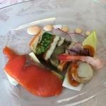 レストラン ラパン - 料理写真: