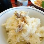 日本料理 華の縁 - 鯛めし