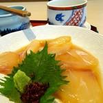 日本料理 華の縁 - 鯛の漬け