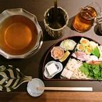 ええじゃろう - 冬季限定のうどんすき(一人鍋)