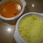 モティ - チキンムルタニ&バターライス