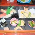 家族割烹 鎌倉 - 寿司定食
