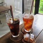 島茶家 ヤッカヤッカ - アイスコーヒー&アイスティー