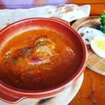 Diletto Curry Via - お好きなカレー➕ナンセット