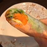 サプナ - 野菜ぎっしり生春巻き